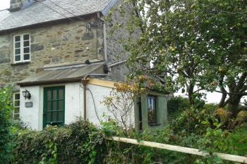 Friog Cottage with Mountain Views, Gwynedd, Wales