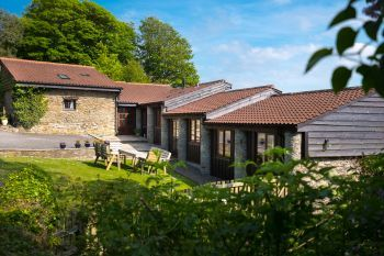 High Quality Devon Barn Conversion for 6, Devon, England