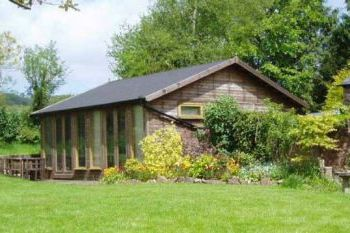 Flaxpool Well Garden Room - Somerset