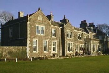 West Wing, Knockbrex, Dumfries and Galloway, Scotland