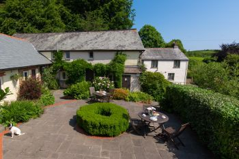 Farm cottage for 2 in West Country, South West