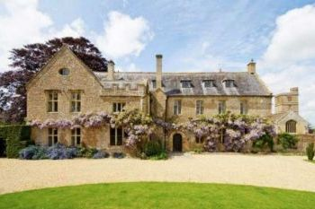 Montacute Court Country House, Somerset, England
