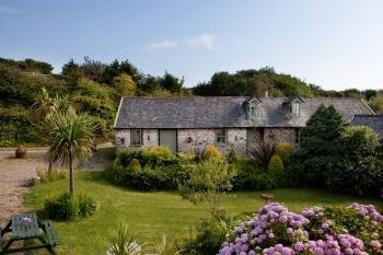Cottage with king-size bed for 2 in North Devon, South West