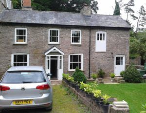 Cusop Mill Cottage, Powys, Wales