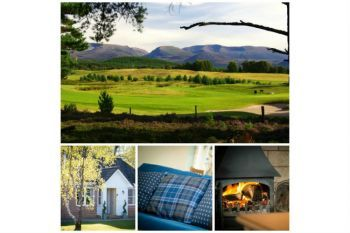Cottage for couples in Highlands, Northern Scotland, Cairngorms