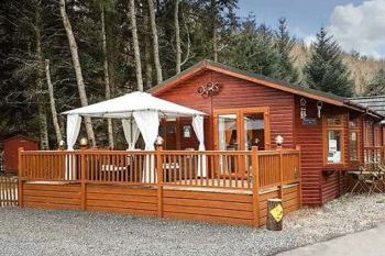 Dog friendly sleeps 2 in Perthshire