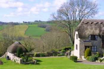 Cottage for 2 in Blackdown Hills AONB, South West, West Country