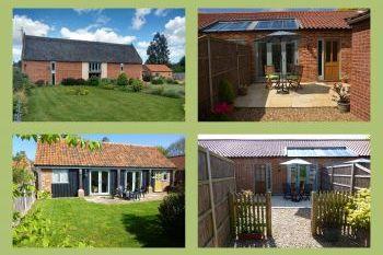 Cottage sleeps 2 in East Anglia, North Norfolk Norfolk Broads