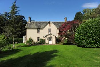 The Old Manse of Monzie, Perthshire, Scotland