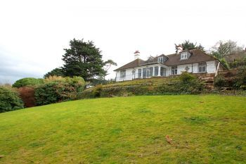 Redway Lodge with Sea Views, Somerset, England