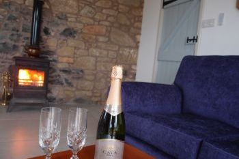 Cottage for couples in Scottish Borders