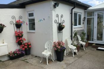 Beach holiday apartment, Conwy, Wales