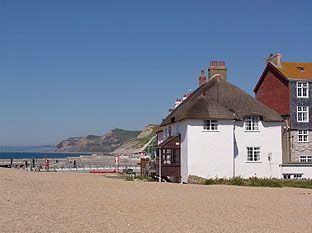 The Beach House, Dorset, England