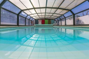 Accommodation with swimming pool for 2 in North Cornwall, West Country, South West