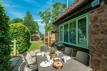Cottage with Hot Tub Access   in Between The Quantock Hills and Exmoor, West Country, South West