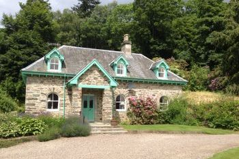 Castle Menzies Farm Holiday Cottages , Perthshire, Scotland