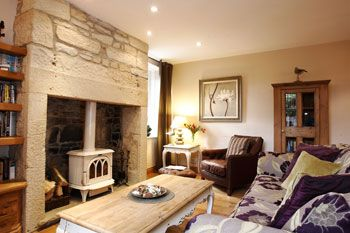 Cottage with Hot Tub Access   in Northumbria, North England, Northern England, North East England