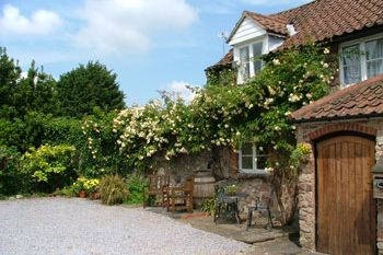 The Old House self-catering cottages, Somerset, England