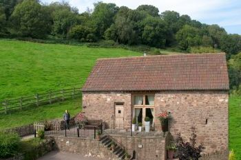 Orchard Barn with 6 acre Meadow, Gloucestershire, England