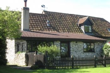 Weathervane Cottage at Twistgates Farm Cottages - Devon