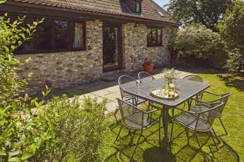 Weathervane Cottage at Twistgates Farm Cottages - Devon