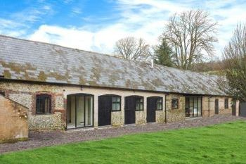 Pet-Friendly Hedge End Farm Barn Conversion , Dorset, England