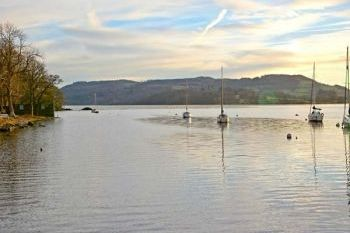 Lake Windermere Lodge, Cumbria, England