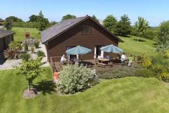 Callow Wooden Lodge - Shropshire
