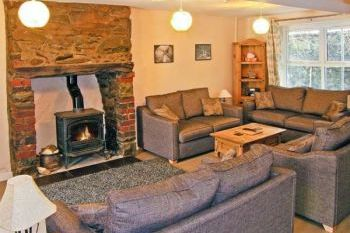 Pet-Friendly Llanberis Country House, Gwynedd, Wales
