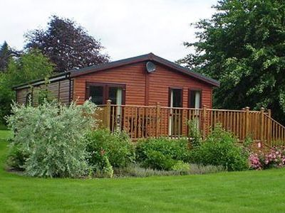 log cabin holidays Powys