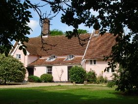 self-catering near Woodbridge Suffolk