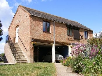 Spacious self catering 1st floor barn conversion in Lincolnshire England