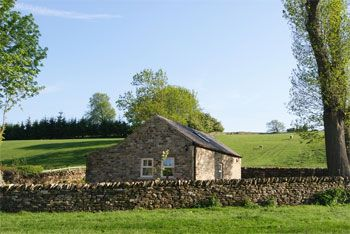 self catering cottage on farm County Durham