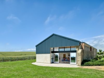 Architect-designed; stunning location on Jurassic coast