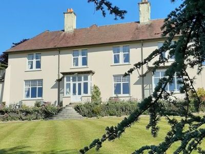 Self-catering country house in Devon