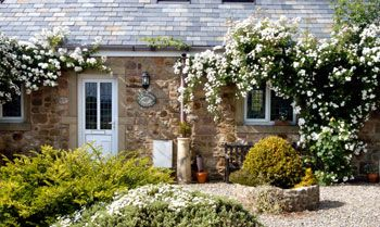 Self-catering country cottage kitchen in Lancashire