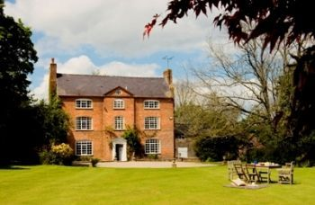 Wonderful self-catering property in Herefordshire