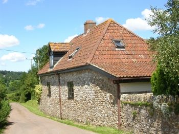 Self-catering country cottage with wood burner