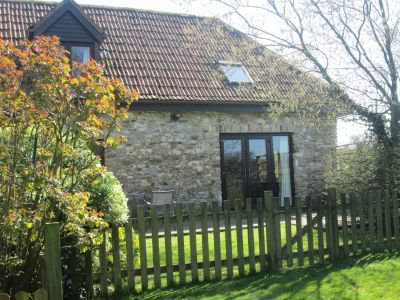 Self-catering  country cottage with exposed beams