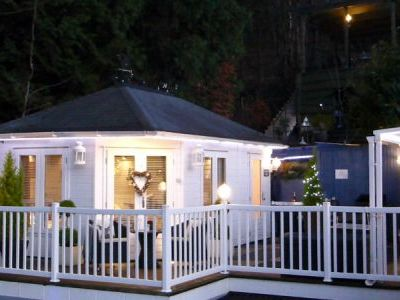 Self-catering lodge in the Lake District