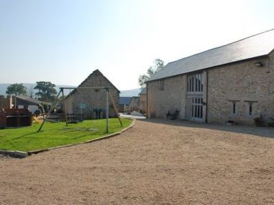 Luxury self-catering accommodation in Devon