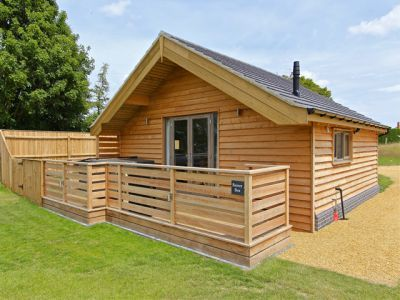 Self-catering lodge in Cambridgeshire