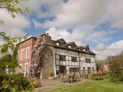self-catering herefordshire