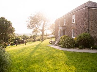 Farmhouse in Cornwall - perfect for any celebration