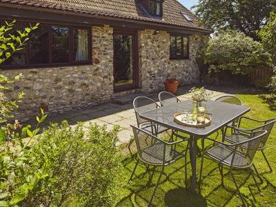 Self-catering cottage in Honiton