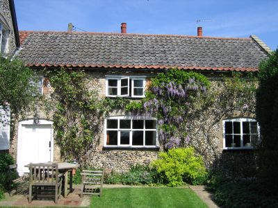 Self catering cottages Norfolk