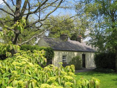 Self-catering country lodge in Ireland