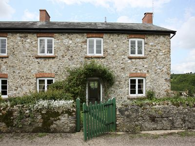 Peaceful self-catering in this spot in east Devon