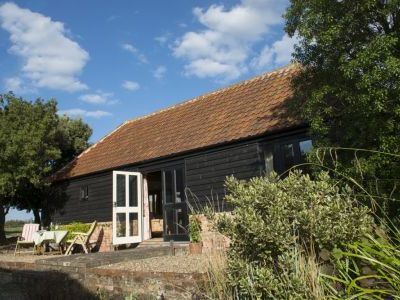 Holiday let with loads of character and period features