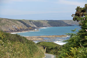 Kennack Sands in Cornwall for self catering beach holidays